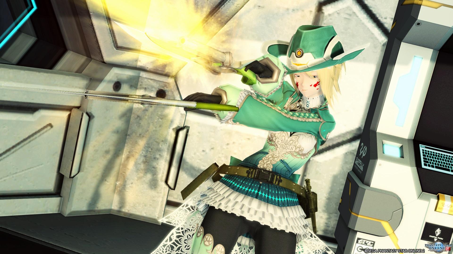 メルレットカリーナ *フィーの双銃剣2