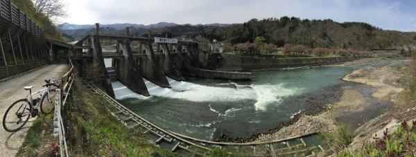 20160420CAAD10西大滝ダム2