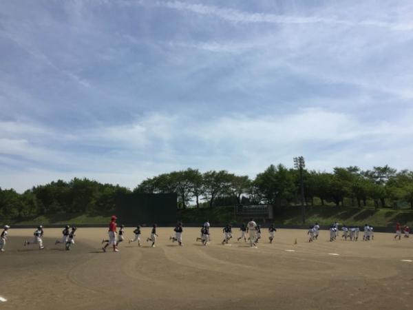 20160508全国少年少女野球教室1