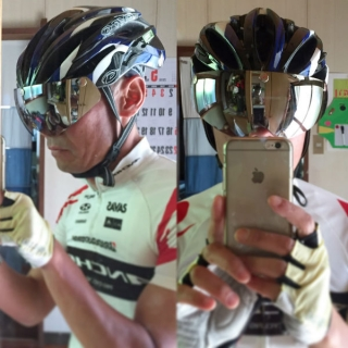 20160522CAAD10ヘルメットGVR/G-307V1
