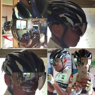 20160522CAAD10ヘルメットGVR/G-307V2