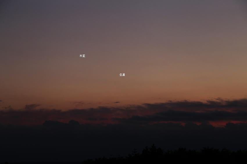 20160824金星と木星
