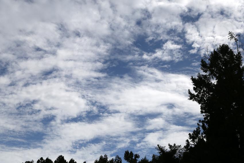 20160923昼の空