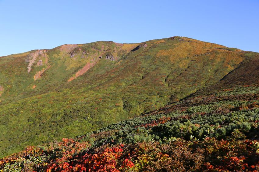 20160924栗駒山の紅葉2