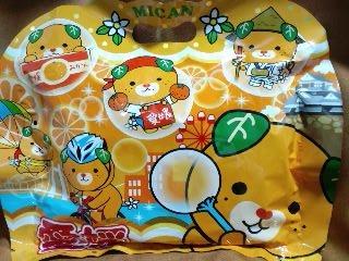 みきゃんお菓子袋
