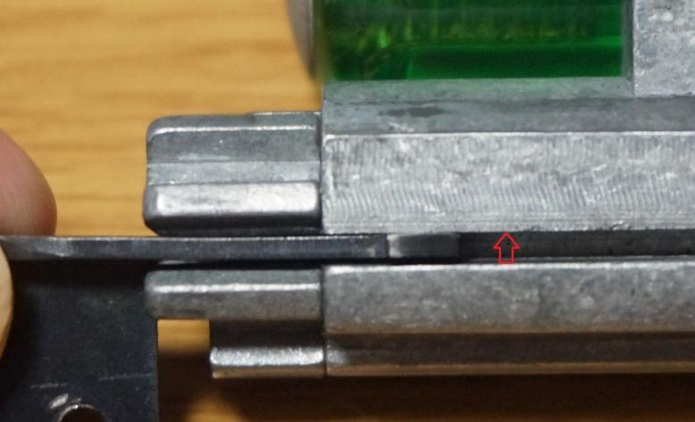 グリップ交換XM177 (7)