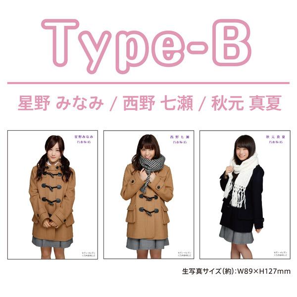 乃木坂46nanacoカード2 星野みなみ/西野七瀬/秋元真夏2