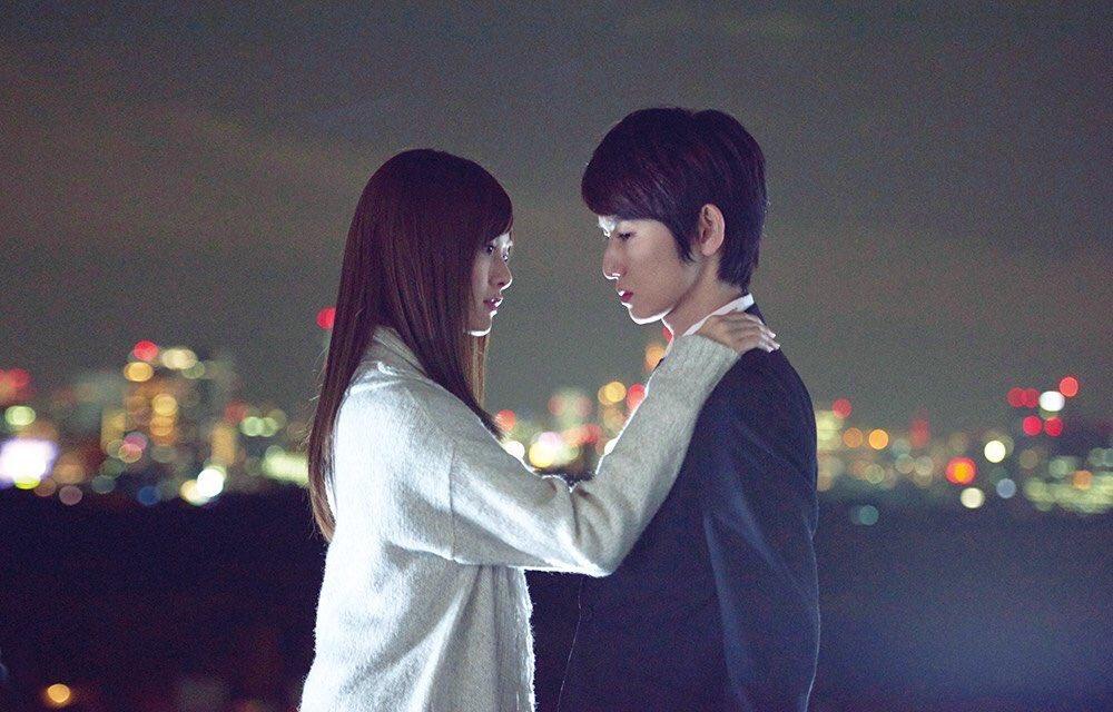 映画『闇金ウシジマくんPart3』 白石麻衣 本郷奏多