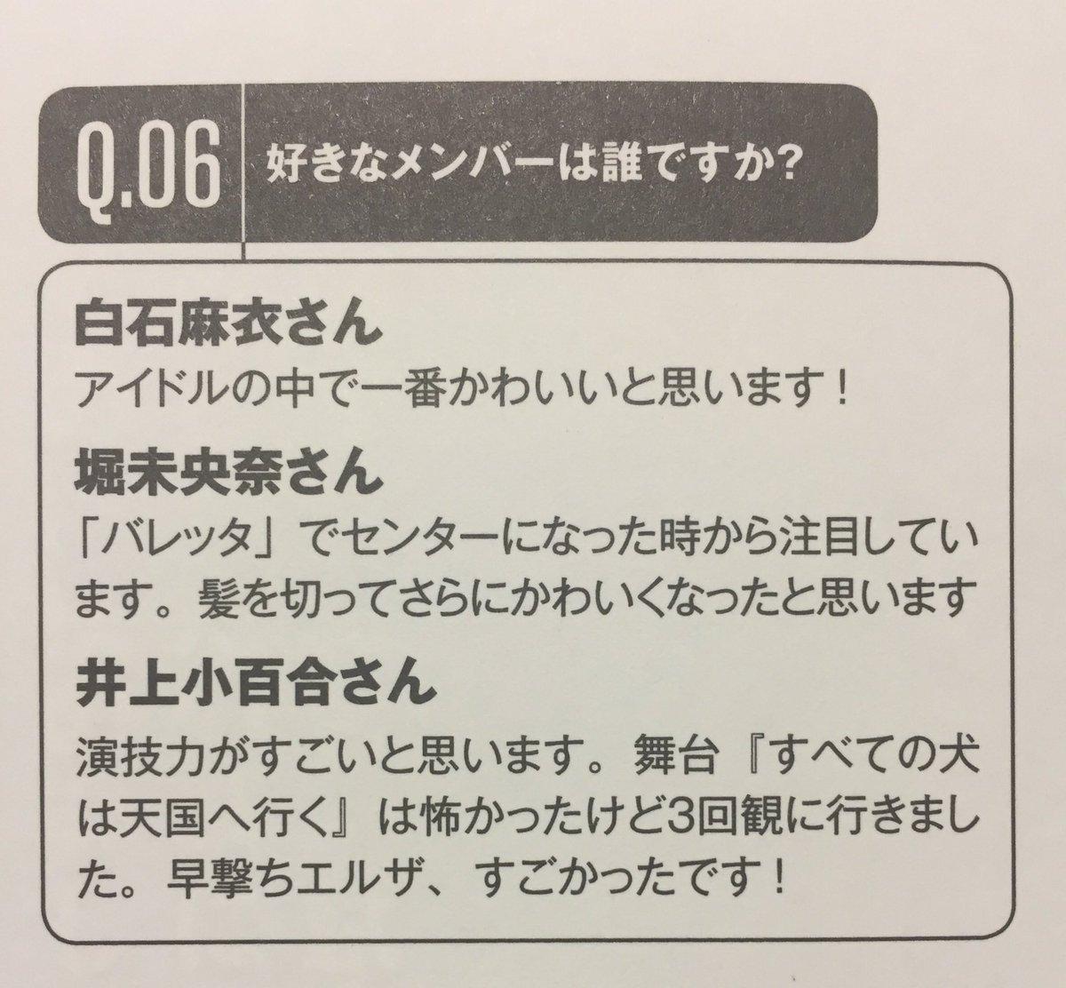 別冊カドカワ 総力特集 乃木坂46 vol.03 丹羽孝希