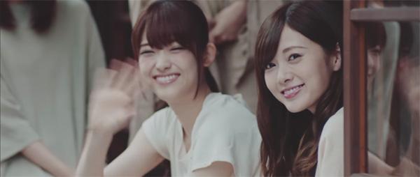 乃木坂46「サヨナラの意味」MV2