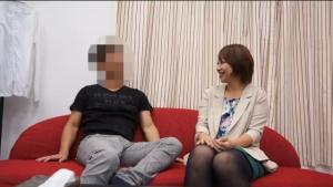 Eカップの素人女性のパイズリ無料エロギャル動画。 Eカップ25歳の優しいパイズリ
