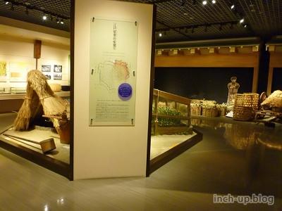 左の展示場