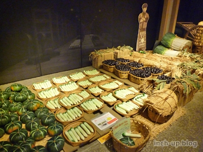 足立区の歴史、野菜