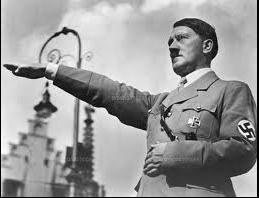 ヒトラー式敬礼
