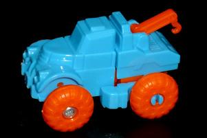 ポニー 変形ロボット 建設車 ビークルモード