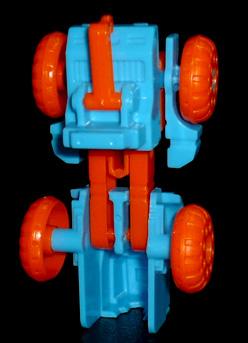 ポニー 変形ロボット 建設車 ロボットモード