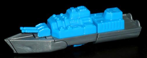 ポニー 変形ロボット 戦艦 ビークルモード
