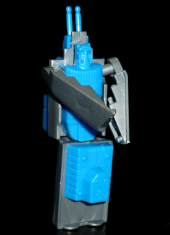 ポニー 変形ロボット 戦艦 ロボットモード