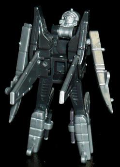 ポニー 変形ロボット 戦闘機 ロボットモード