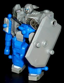 ブロックウォーズ デストロン メガトロン ロボットモード