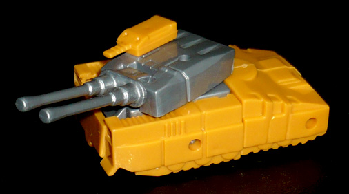 ポニー 変形ロボット 戦車 ビークルモード