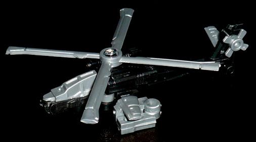 ポニー 変形ロボット ヘリコプター ビークルモード