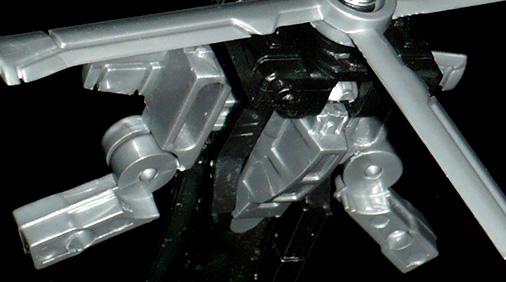 ポニー 変形ロボット ヘリコプター ロボットモード