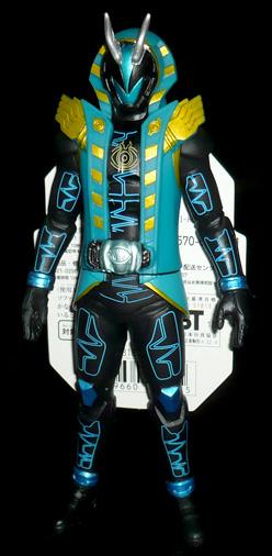 仮面ライダースペクター ツタンカーメン魂