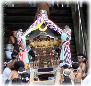 釈迦谷神輿