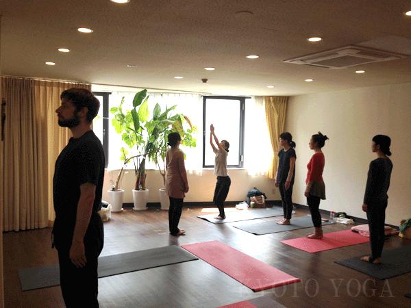 5,6月特別講師トレーニングのレポート 2016年 京都ヨガ