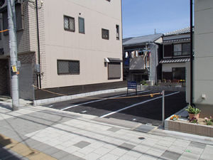 古川町駐車場(いづみ商会)