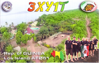 3XY1T QSL