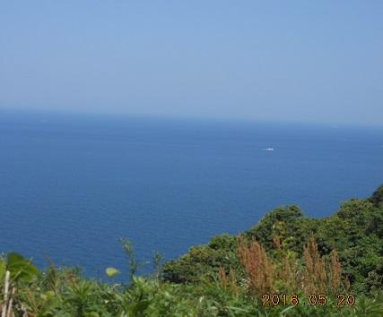 糸島山頂より