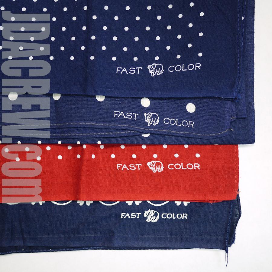 bantan2 bandana fastcolor vintage
