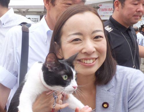 参議院議員 吉良佳子先生500