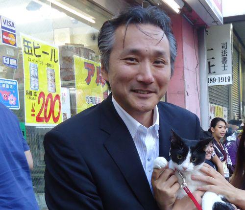 豊島区議会議長 本橋弘隆先生
