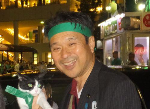 500 熊本県議会議員 荒木章博先生 小池先生応援