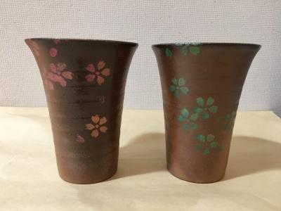金山焼桜_6498