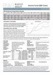 RWIF Fact Sheet 2016-05 (GBP) Income A Share Class[1]