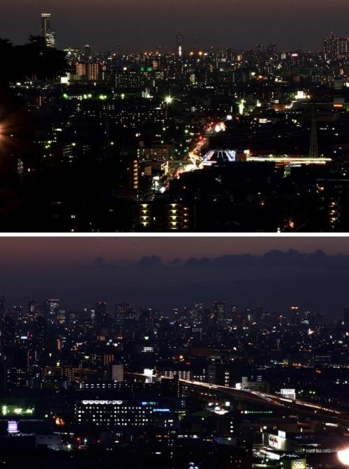 8-31重願寺夜景