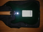 fender japan st62-qt trg body back