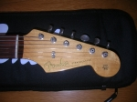 fender japan st62-qt trg headstock