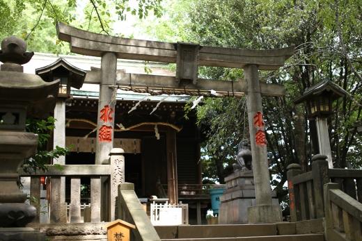 2016 西日暮里 諏方神社 05