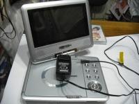 7型ポータブルDVDプレーヤー DEF-NS7 -014