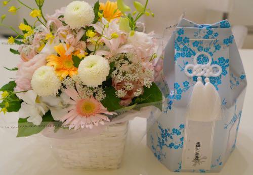 M@世田谷様お花