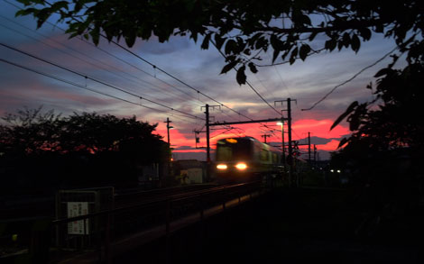 13.7.24電車