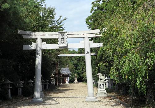 161006磐余神社