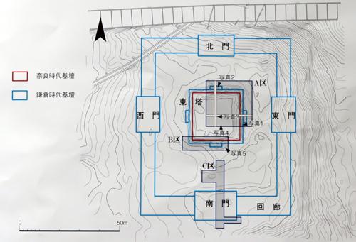 161008調査区平面図