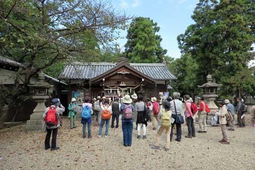 161013磐余神社