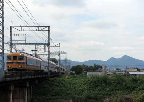 161013近鉄特急